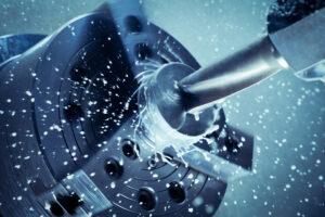 Aaron Manufacturing CNC turning machines