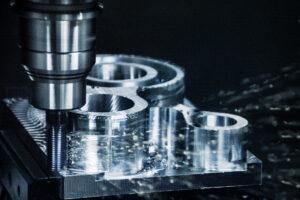 Aaron Manufacturing CNC Milling Machine